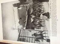 m8-8 ephemera 1938 ww1 picture general chauval damascus