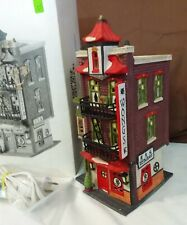 Dept 56 Christmas In The City Lighted 1990 Wong'S In Chinatown 55370 Retired