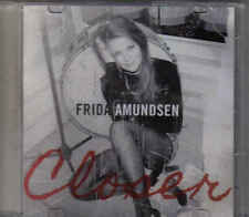 Frida Amundsen-Closer Promo cd single