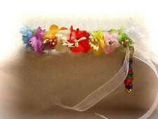 Haarschmuck Haarspange Schulanfang Blumenkind Hochzeit