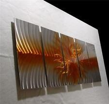 Metal Wall Art painting wall hanging wall decor Contemporary modern sculpture-
