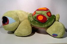 "Littlest Pet Shop Hasbro Jumbo Turtle Plush Toy 19"" 2005 Boys & Girls Ages 3+"
