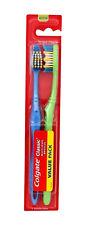Colgate Classic Medium Multi Level Bristles Toothbrush Tongue Cleaner