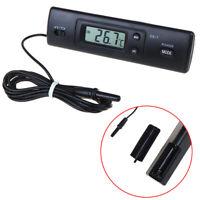 Termometro Interno / Esterno Auto con W/Sensore per Display LCD Digitale A/CW