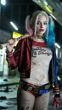 """DC COMICS SUICIDE SQUAD HARLEY QUINN 13""""X19"""" POSTER PRINT GAME ROOM #7"""