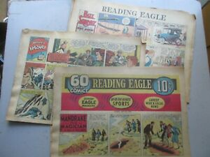 Reading (PA) Eagle Comics Section from May 23, 1954 - Sherlock Holmes