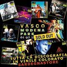 Vasco Rossi - Tutti I Vasco Modena Park ( 9 Album - 14 LP In Vinile Colorato )