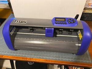 "USCutter TITAN SAC480i 15"" Craft Hobby Vinyl Cutter Plotter New Open Box Unused"