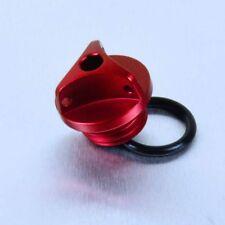 Pro-Bolt Aluminium Oil Filler Cap M20 x (2.50mm) - Red Honda CB900 Hornet 01-07
