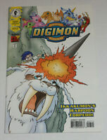 Digimon Digital Monsters #7 VF/NM 9.0 Dark Horse 2000