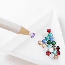 10*Wax Picker Pencil Tool For Rhinestones Beads Nail Art Crafts Nail Supplies