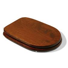 Coprivaso asse sedile copriwc compatibile CESAME SINTESI in Legno noce copri wc