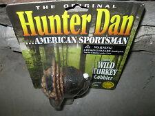 Hunter Dan Wild Turkey Gobbler. 005
