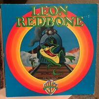 "LEON REDBONE - On The Track - 12"" Vinyl Record LP - EX"