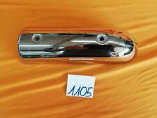 Triumph Rocket 3 Auspuff Krümmer Verkleidung links