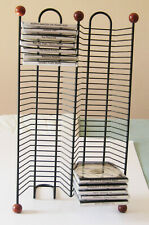 CD/DVD Storage Rack Holds 60 Jewel Cases