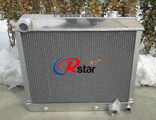 3 Rows Aluminum Radiator for Chevy Truck C10 C20 C30 1963-1966 63 64 65 66