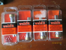 Hobart Weld-it No 1 Tip Part 770161 Lot of 4 Tips for One price