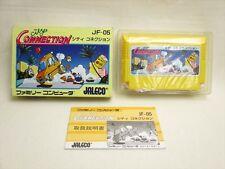 CITY CONNECTION Itme Ref/bcc NES Famicom Jaleco Nintendo Japan Game fc