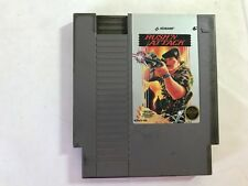 Rush'n Attack (NES Nintendo Entertainment System, 1987)