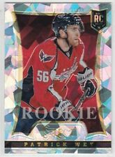 2013-14 PANINI SELECT PATRICK WEY RC CRACKED ICE #388 Rookie Update Capitals