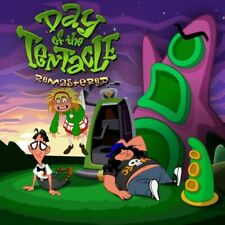 Day of The Tentacle Remastered Region Free PC KEY (Steam)