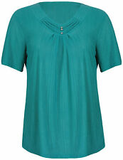 Women's Polyester Casual Tops & Blouses
