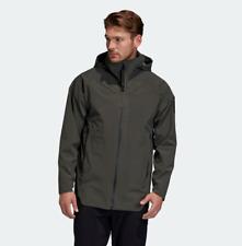 Adidas DZ1415 Myshelter 3in1 Rain Parka Men's Jacket $300, XL