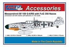AML 1/48 Messerschmitt Bf-109G6/R6 with FuG 350 Naxos Conversation Set # A4858
