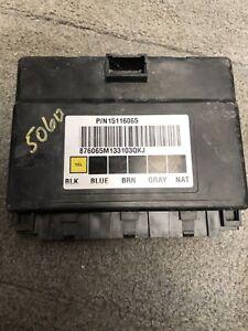 BODY CONTROL MODULE CHEVY SILVERADO GMC SIERRA 2500 3500 2003 - 2007 15116065