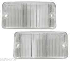 NEW Trim Parts Back Up Light Lens PAIR / FOR LISTED CHARGER & CORONET / MP4125