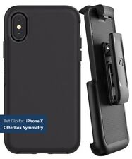 Belt Clip Holster for Otterbox Symmetry Case - iPhone X XS (case not included)