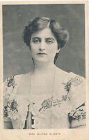 POSTCARD  ACTRESSES   Maxine  Elliott