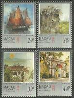 Macau - Ansichten von Macau Satz postfrisch 1997 Mi. 899-902