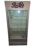 New listing �True Gdm10 Used Single Door Glass Refrigerator Cooler