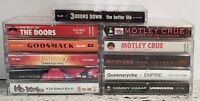 Build Your Own Classic & Heavy Metal Cassette Lot from the 80's & 90's Buy More