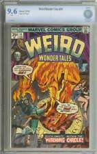 WEIRD WONDER TALES #14 CBCS 9.6 WHITE PAGES