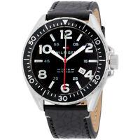 Tommy Hilfiger Declan Quartz Movement Black Dial Men's Watch 1791131