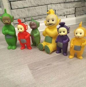 Teletubbies Figure's Toys Talking Laa Laa  Tinky Winky Dipsy Po