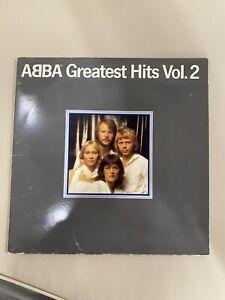 Abba - Greatest Hits vol.2 1979 Vinyl Gatefold LP Album Record
