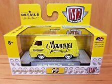 M2 MACHINES 2018 Walmart Exclusives MOONEYES 1965 FORD ECONOLINE VAN (A+/A)