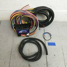 Wire Harness Fuse Block Upgrade Kit for Jaguar Mk 9 street rod hot rod rat rod