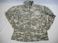 ACU GEN III LEVEL 4 PATAGONIA JACKET WINDSHIRT, SIZE: LARGE, USED