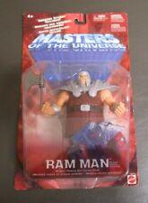 Ram Man He-Man 2002 MOTU Masters of the Universe Mattel 200x MOC