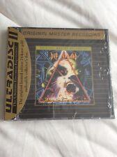 Def Leppard - Hysteria - MFSL - 24Kt Gold CD