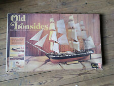 VINTAGE REVELL USS CONSTITUTION MODEL SEALED BOX 1969 H-357