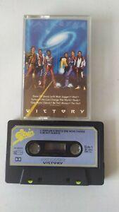 Vintage Cassette Tape Jackson's Victory Epic Paper Label 1984 CBS