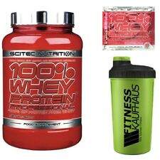 (24,89 EUR/kg) Scitec Nutrition 100% Whey Protein Professional 920g Eiweiss
