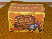 Vintage Avon. New in Original Box; After shave on tap. Wild country 5 0z