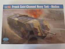 Hobby Boss 83859 Kit di modello Saint Chamond French Heavy Tank Medium Hobbyboss